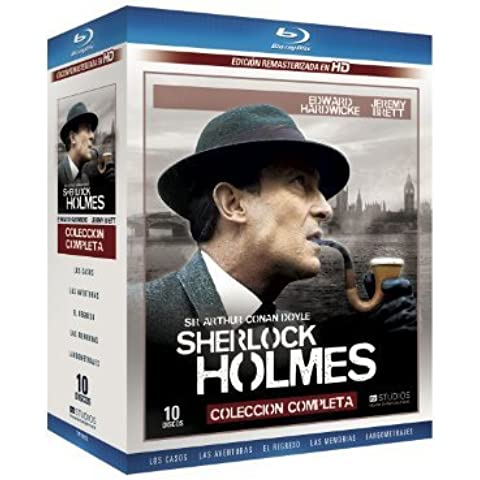 Sherlock Holmes Collection - 10-Disc Box Set ( The Memoirs of Sherlock Holmes / The (10 Pickup)