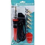 PIROGRABADOR 5 PUNTAS ARTIS DECOR 30W 230V 50HZ