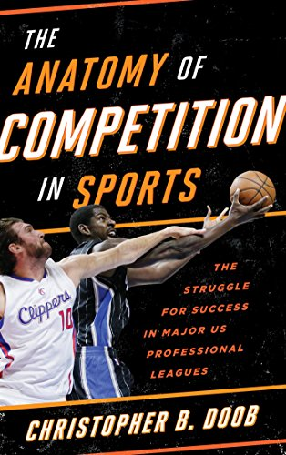 The Anatomy of Competition in Sports: The Struggle for Success in Major US Professional Leagues (English Edition) por Christopher B. Doob