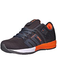 [Sponsored]Ethics Men's Stylish Multi-colored Sports Running Shoes