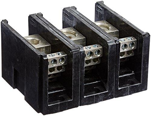 Power Distribution Block 500mcm-4AWG Primäre 4-14AWG Sekundäre-1Zählen Nsi Power Distribution Blocks