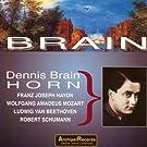 Haydn, Mozart, Beethoven & Schumann: Horn Concertos