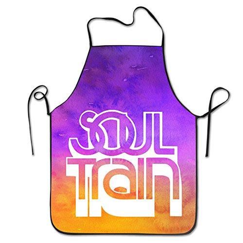 Funny Soul Train Küche Kochen Schürze