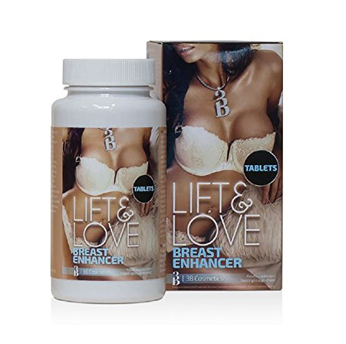 3B Cosmetics Lift & Love Breast Enhancer sorgt für vollere Brüste (90 Tabs)