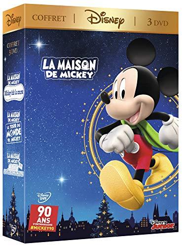 La Maison Fait la Course + Le Tour du Monde de Mickey + Athlète de Haut Niveau