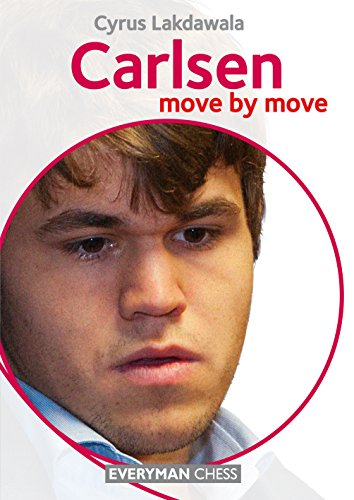 Carlsen: Move by Move (English Edition)