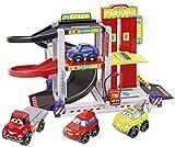 Abrick Garage Città, con 4 veicoli