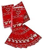 beties Geschenktüten Wichtelliebe Alvina & Alvin 10 Papier Tüten für weihnachliche Geschenkideen