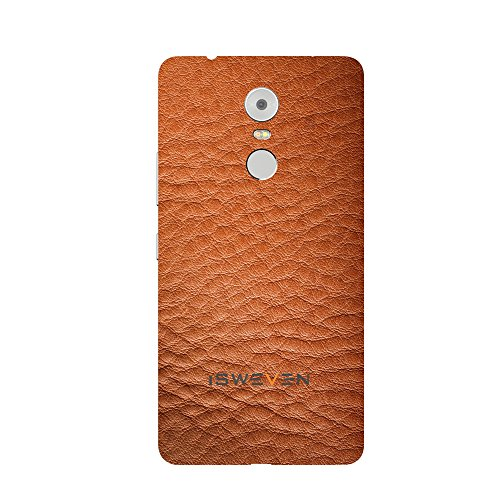 iSweven Leather_Texture design printed matte finish multi-colored back case cover for Lenovo Vibe K6 Note
