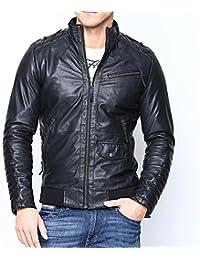 Mens leather jacket online