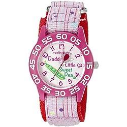 Red Balloon Kids' W002306 Red Balloon Analog Display Analog Quartz Pink Watch