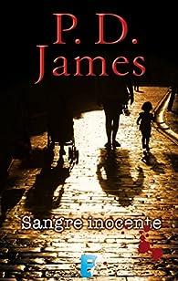 Sangre inocente par P. D. James