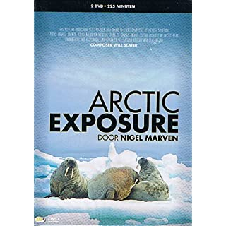 ARTIC EXPOSURE - By Nigel Marven: New Life Of Spring / The Thaw Begins / High Summer / Return Of The Ice / The Journey Ends [IMPORT]