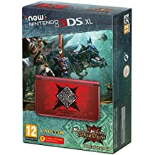 Console New Nintendo 3DS XL + Monster Hunter Générations préinstallé - édition Spéciale