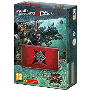 New Nintendo 3DS XL – Konsole (Monster Hunter Generations Edition)