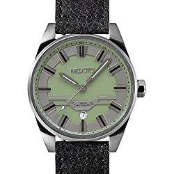 MEDOTA Caelum Men's Automatic Water Resistant Analog Quartz Watch - No. 1401