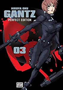 Gantz Edition perfect Tome 3