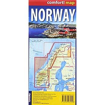Norway : 1/1 000 000