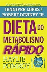 Dieta do Metabolismo Rápido (Em Portuguese do Brasil)