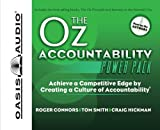 The Oz Accountability Power Pack (Smart Audio) by Roger Connors (2003-07-01)