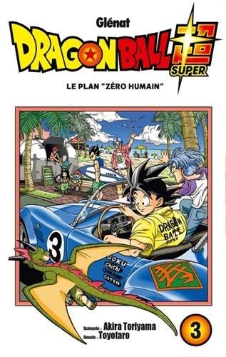 Dragon Ball Super, Tome 3 : par Akira Toriyama
