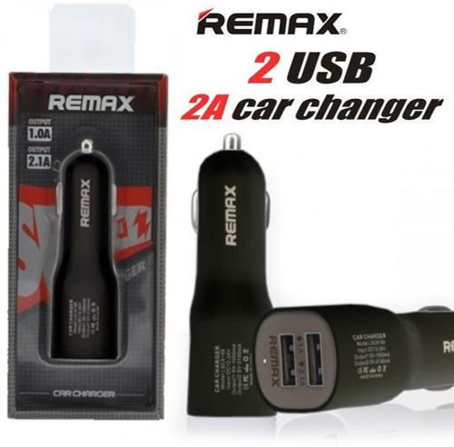 (REMAX HI-SPEED [3.1 AMP 2-PORTS]Hi-Speed Car Charger for all smartphones & tablets + Compatible Technology + Qualcomm Quick Charge 3.0 Technology +Sleek, Compact Design & Quality Engineered for Roads, BLACK)  available at amazon for Rs.367