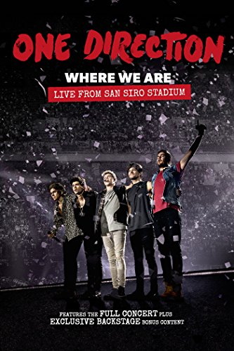 Where We Are: Live From San Siro Stadium Cover