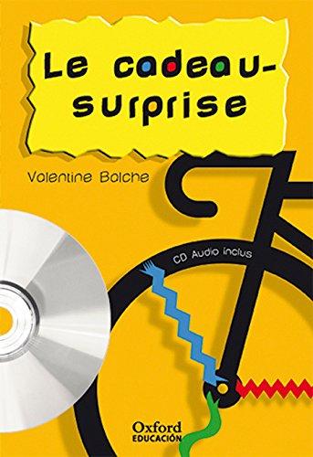 Le cadeau-surprise. Pack (Lecture + CD-Audio) (Lectures Faciles) - 9788467323405