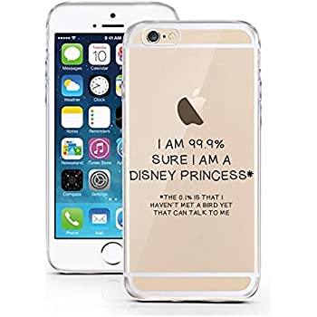 Clear Iphone  Case With Design