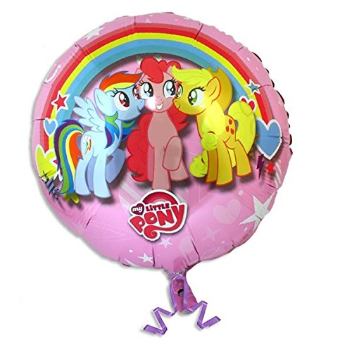 Folieballon My Little Pony, heliumgeeignet, Durchm. 35cm