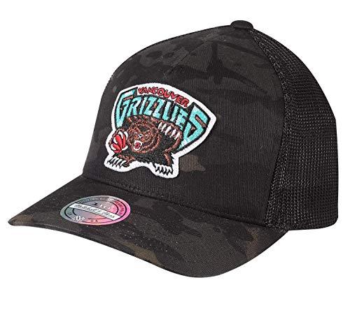 icam Snapback Cap Vancouver Grizzlies camo/Black ()