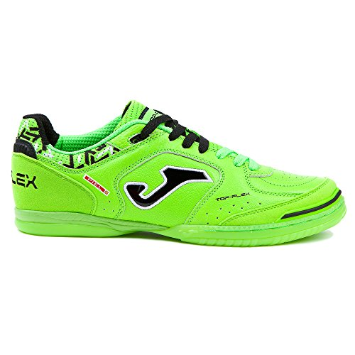 Sportime2 Joma Top Flex 811 Fluor Turf - Scarpa Calcetto Uomo - Men's Futsal Shoes - TOPS.811.TF