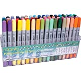 Copic Markers Ciao 72-Piece Stamping Set by Copic Marker