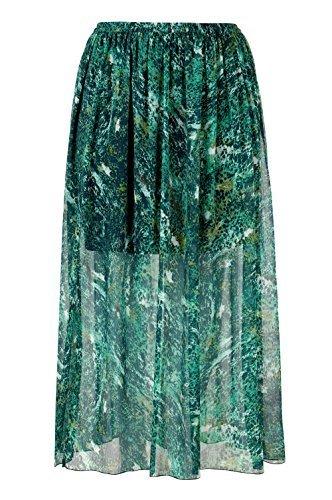 vacances-valise-dames-pur-translucide-jupe-longue-grande-taille-18-34-uk-vert-50