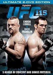 UFC 115 : Liddell vs Franklin