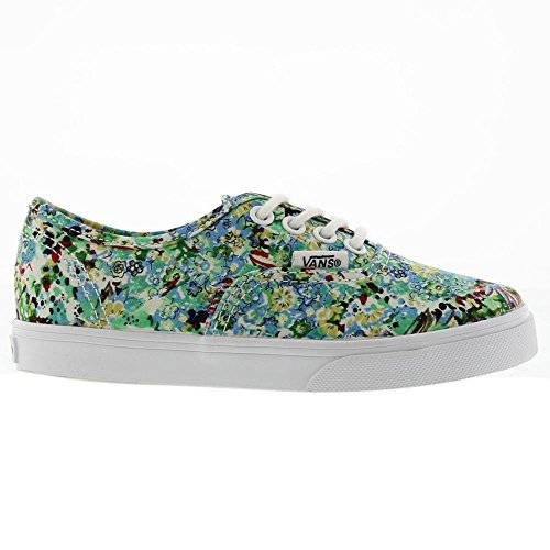 Vans Kids Authentic Lo Pro Textile Trainers Multicolore