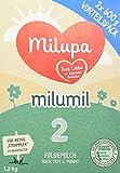 MILUPA Milumil 2 Folgemilch nach dem 6. Monat, 1200 g