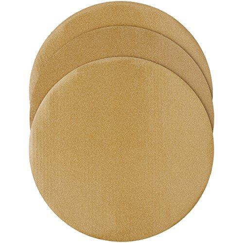 Wilton rund Kuchen Boards, Glitzer Gold, 3Stück