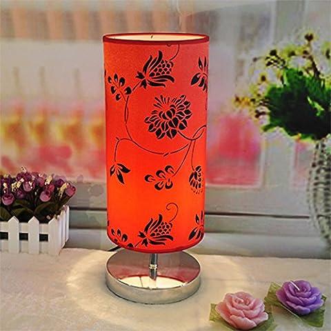 Piccolo e moderno minimalista e lampade di stoffa in stile country lampada regalo di nozze lampada bedroom lampade letto , Scrivania , telefono con l