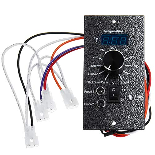 RanDal Ah-039F Ac 120V Digital Thermostat Controller Board For All Traeger Bac23 Pellet Grills