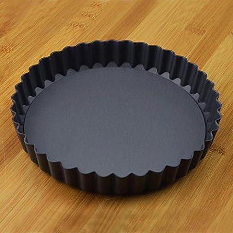 KP Teglia stampo 6 pollici 8 pollici cottura alla fine del forno di cottura Pizza Pizza Pizza Pan dural Daisy , 9 inch