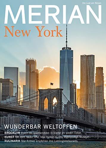 MERIAN New York 11/18 (MERIAN Hefte)