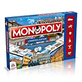 Image for board game Liverpool City Monopoly Board Game