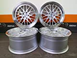 4 Alufelgen Ultra Wheels UA3-LM 19 Zoll passend für BMW 1er 3er E90 4er 5er 6er X1 X3 XZZ3 8.5J 9.5J NEU