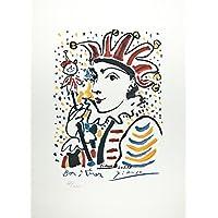 Pablo Picasso–