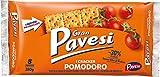 Gran Pavesi Cracker al Pomodoro, 8 pacchetti (280g)