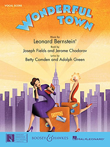 Wonderful Town: Piano/Vocal Score