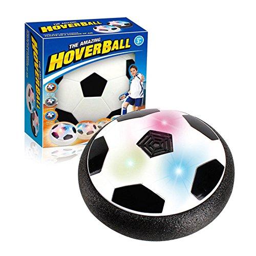 Air Power Fussball Maxesla Hover Ball Mit Schaum Stossstange Und Led