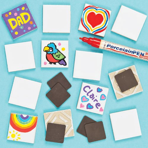 mini-white-ceramic-tile-45cm-x-45cm-with-magnets-for-kids-to-paint-decorate-as-giftspack-of-10