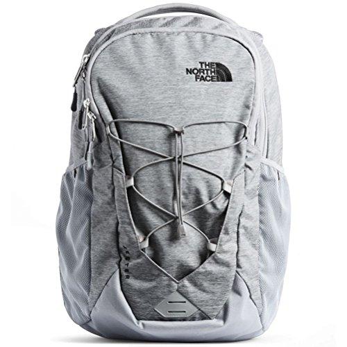 The North Face Jester Pack, Grigio (MDGYDKHR/TNFBLK), Taglia Unica